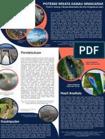 Potensi wisata danau singkarak