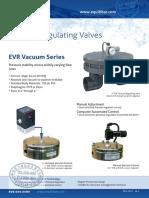 Equilibar EVR Vacuum