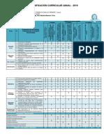 PLANIFCACION ANUAL 5° - 2019.docx