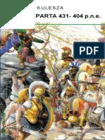 Historyczne Bitwy 074 - Ateny - Sparta 431- 404 p.n.e., Ryszard Kulesza.pdf