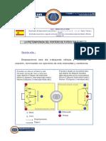 351 Pretemporada Portero Futsal 2
