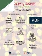 2019 2020 Preseason Brochure