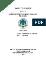 249112106-Karya-Ilmiah-tentang-korupsi.docx
