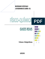 Gases Reais