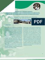 Guias Aliment Arias Escolares en Chile