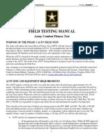MANUAL PARA ENTRENAMIENTO FÍSICO US ARMY