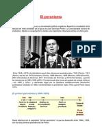 Economia(Peronismo,Gran Depresiòn.._)