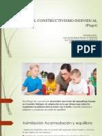Teoria Del Constructivismo Individual