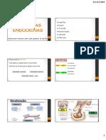 Aula - Glândulas Endócrinas