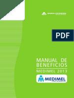 Manual de Beneficios Medimel 2013