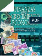 Finanzas para el crecimiento económico