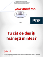 WORKSHOP_Feed Your Mind Too Ppt