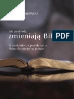 Jak Przekłady Zmieniają Biblię NOWY - Marcin Majewski