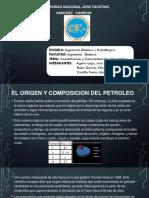 Constitucion y Caracterizacion Del Petroleo - Copia