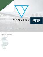 Van Vero Brand Book