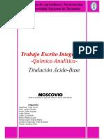 T.E.I Titulacion Acido-Base 2017