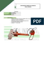 Ficha Tecnica - Curvadora 02