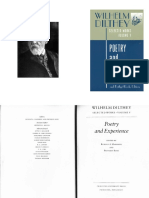 Wilhelm Dilthey, Poetry and Experience.pdf