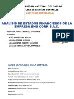 Auditoria Empresarial Final