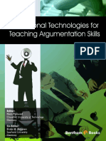 Educational Technologies for Teaching Argumentation Skills-Bentham Science Publishers (2012)