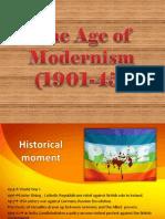 modernism + picasso