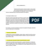Guía de Aprendizaje Nº 1 Archivo
