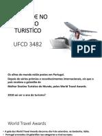 UFCD 3482 Panorama Do Turismo