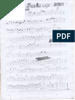 Amor de Lujo-- Trompeta 1