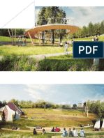 The draft Master Concept Plan for LeBreton Flats