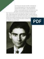 Burocracia por Kafka