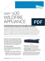 Wildfire Appliance