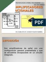 AMPLIFICADORES_OPERACIONALES
