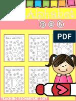 Alphabet Cauta Litera