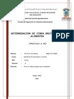 6t0 Informe de Laboratorio de Alimentacion y Nutricion Trabajo Terminadoo
