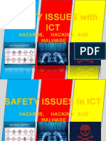 Group 3 Safety Issues in ICT