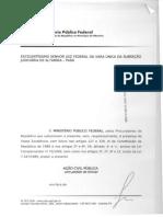 Acao MPF Licenciamento Ibama Projeto Volta Grande MineSun PA Agosto 2014racao Belo