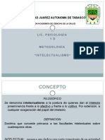 INTELECTUALISMO[1]