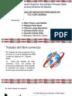 Exportacion de Palta a Canada