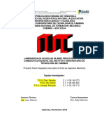 Proyecto_2019 Ing (Correcciones) Carlos Chirinos 18 Nov 2018
