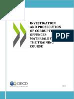 Training Manual Corruption Offences