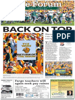 Bison beat James Madison for title