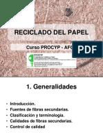 Reciclado Del Papel_1 Generalidades