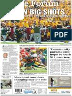 Bison beat Iowa State