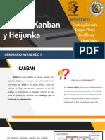 Sistema Kamban y Heijunka