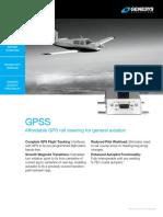 GenesysAerosystems GPSS DataSheet(2)