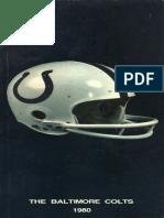 1980 Colts