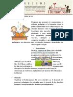 Documento Guía Eduderechos