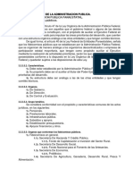 3.3.3.5. Fideicomisos Publicos