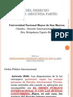 2. Lección  9 - APLICACIÓN DEL DERECHO EXTRANJERO- kub II.pptx