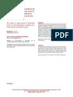 Impacto de la política pública de las acciones afirmativas, para la población afrocolombiana en Bogotá D.C. en el marco de los derechos étnicos.